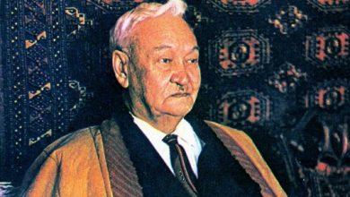 "Photo of بیاد ""اق ساقغال"" ادبیات شرق، بردی کربابایف"