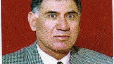 Photo of Merhum Dr. Muhammetgylyç Noberini ýatlap