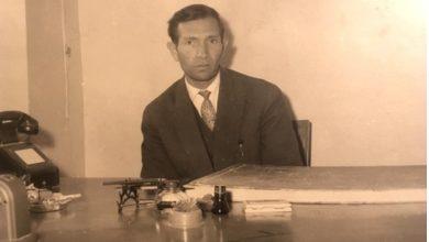 Photo of بیاد مهندس تانگیرقلی عمادی