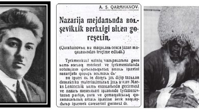 Photo of 1-نجی اكتبر 1929-نجی یئلدا توركمنيستاندا يازوو حاطی عاراپچادان لاتينچا گچیریلدی.