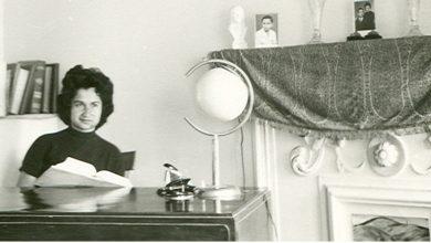 Photo of دکتر مهین گرگانی،اولین نماینده زن تورکمن در مجلس شورایملی ایران