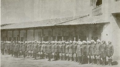 Photo of افسران تورکیه در کومیش تپه و تأسیس مدرسه نظامی