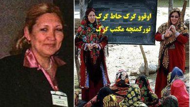 Photo of Dr.Eje Muzafferi, Türkiyede okanlary we Dr. Garadaglyny yatlayar