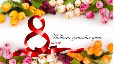 Photo of روز جهانی زن گرامی باد!Sekizinji Mart baýramy gutly bolsun