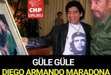 Photo of Güle-güle Diago Armando Maradona
